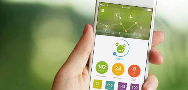 mySugr: Diabetes Management per App