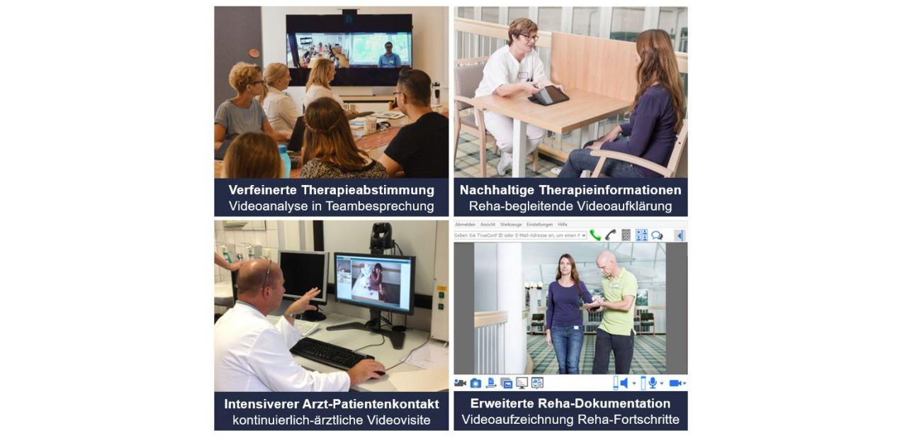 GMDS 2018: VITAAL für Videokonsil bei mobiler Reha