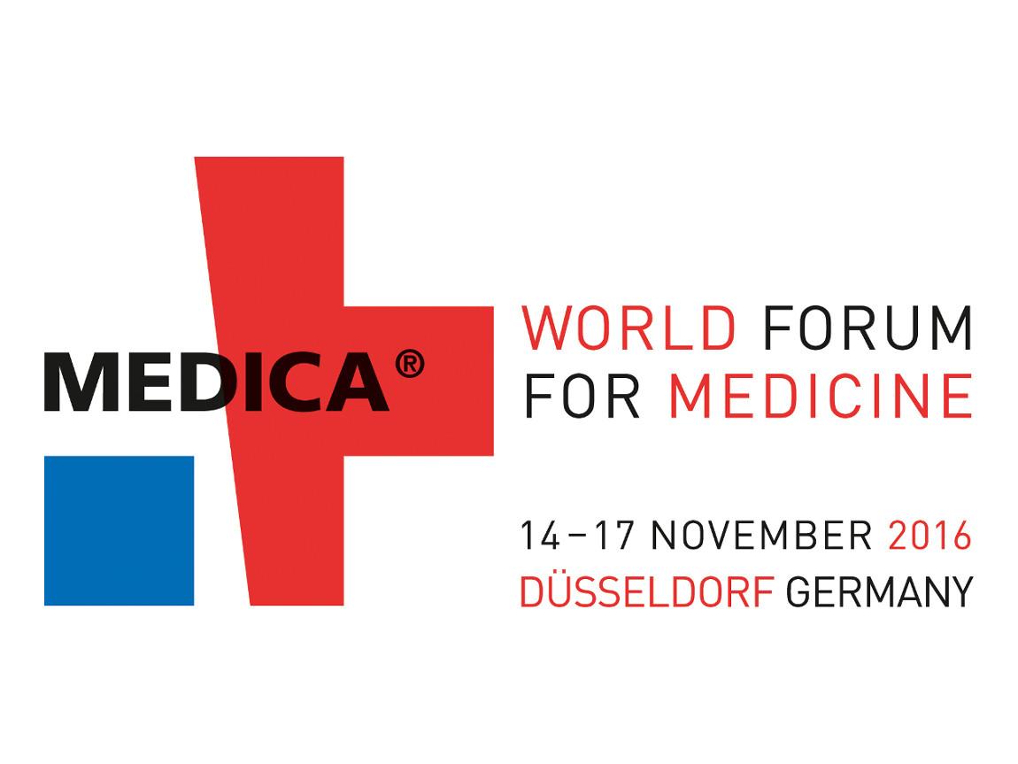 ZTM - - Messestand auf der Medica 14.11. bis 17.11.2016 in Düsseldorf