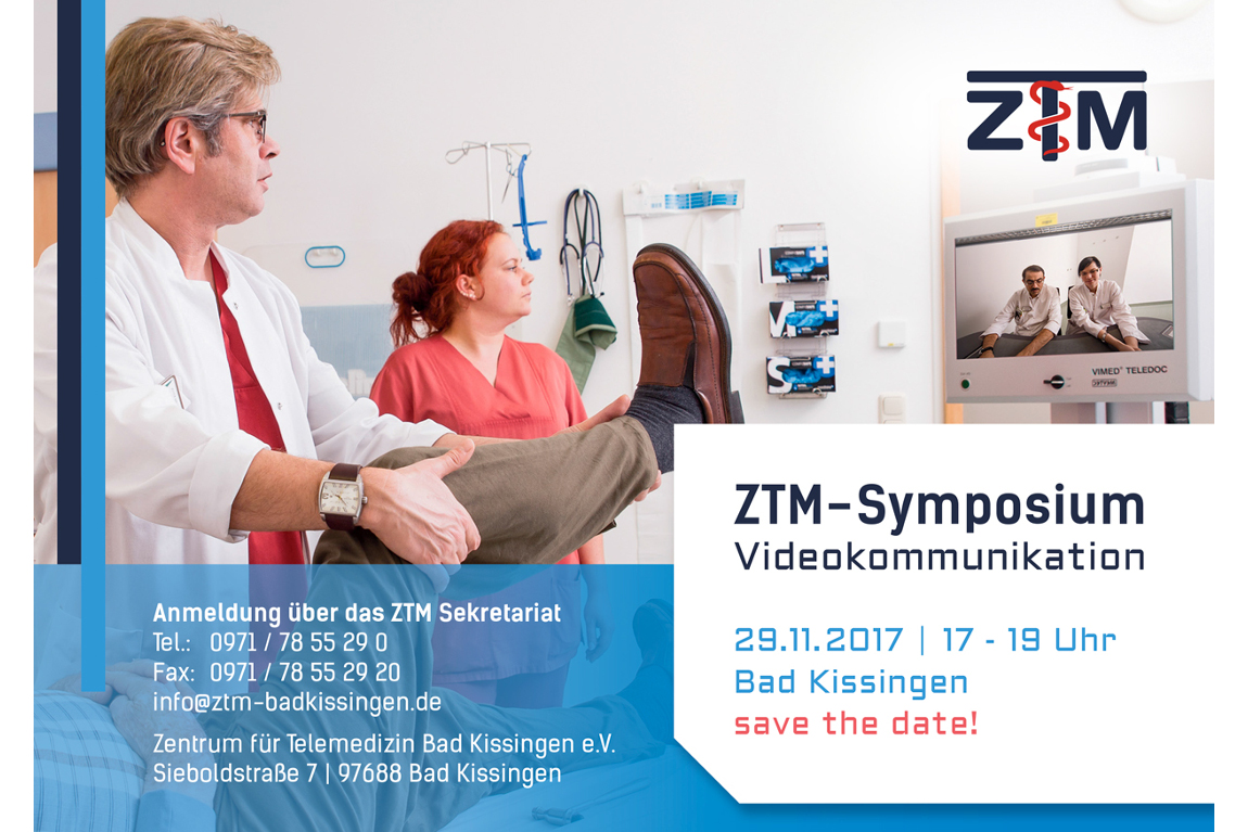 ZTM Symposium 2017 Save the Date